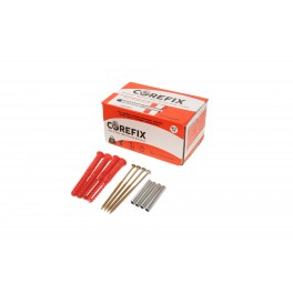 COREFIX Drylined Heavy Duty Fixing 24 Trade Box CFX024