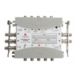 Triax TDSCR 504 4 Output dSCR Sky Q Multiswitch 318185
