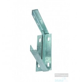 "9"" x 9"" Wall Bracket - Galvanised"