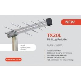 Triax TX20L Mini Log Periodic