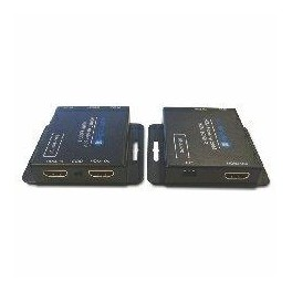 Multimedia Solutions HDMI CAT5e/6 Extender Kit POE